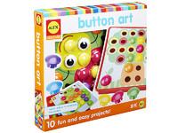 Первая детская мозаика Alex Toys Discover Button Art (с 18 месяцев) (USA)