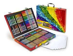 Набор для рисования Crayola Inspiration Art Case 140 предметов