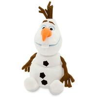 """Мягкая игрушка Дисней Снеговик Олаф """"Олаф и Холодное приключение"""" 43см. Оригинал. (1231041280369P)"""