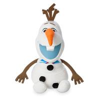 """Мягкая игрушка Дисней Снеговик Олаф """"Олаф и Холодное приключение"""" 43см. Оригинал. (1231041280852P)"""