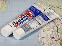 Зубная паста Elcos Dental Fluor-Fresh трехуровневая защита 125ml Германия