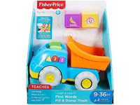 Самосвал Fisher-Price Laugh & Learn® First Words Fill & Dump Truck (с 9 месяцев) (USA)