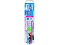 Детская электрическая зубная щетка Oral-B Pro-Health Stages Frozen Battery Toothbrush (Эльза и Анна)