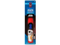 Детская электрическая зубная щетка Oral-B Pro-Health Stages Star Wars Battery Toothbrush