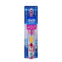 Детская электрическая зубная щетка Oral-B Pro-Health Stages Princess Battery Toothbrush (Ариэль)
