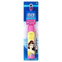 Детская электрическая зубная щетка Oral-B Pro-Health Stages Princess Battery Toothbrush (Белль)